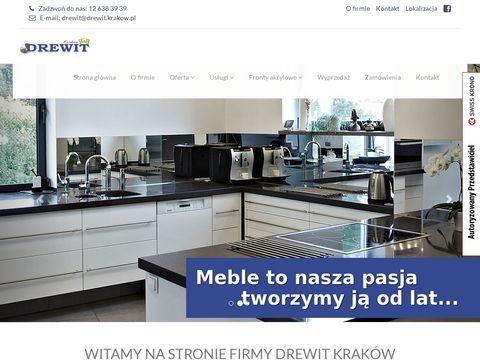 Drewit Krakowski producent mebli na zamówienie