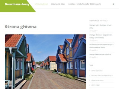 Drewniane-domy.com - budowa domów drewnianych