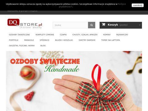 DQstore.pl - sklep z dodatkami odzieżowymi
