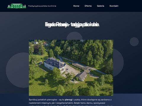 Restauracja Dworzysko w Rzeszowie
