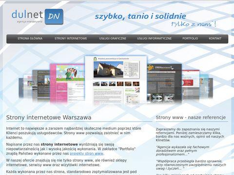 Dulnet.pl agencja interaktywna