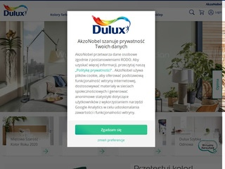 Dulux farby