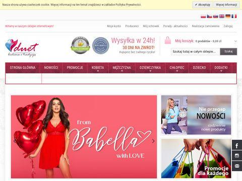 DuetSklep.pl biustonosze do karmienia