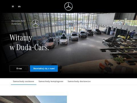 Duda Cars - dealer Mercedes-Benz
