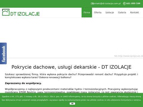 Dt-izolacje.com.pl