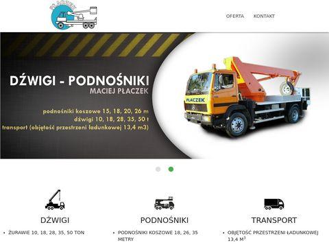 Dzwigi-podnosniki.pl