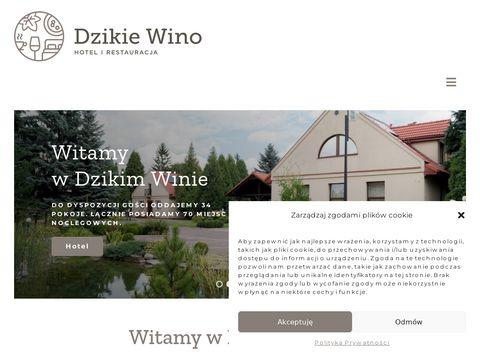 Dikiewino.com.pl wynajem sali Łask