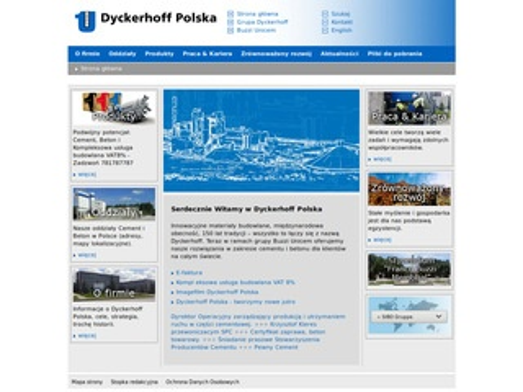 Dyckerhoff Polska Sp. z o.o. solidur