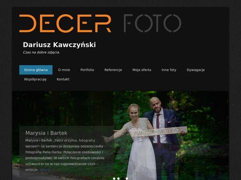 Decer foto Dariusz Kawczyński