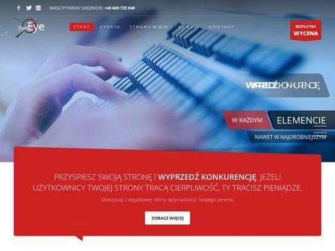 Darteye.pl Pozycjonowanie Sosnowiec