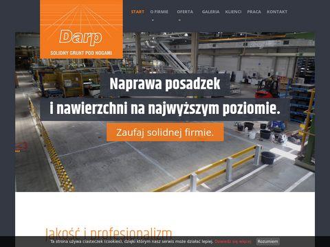 Darp.pl naprawy posadzek