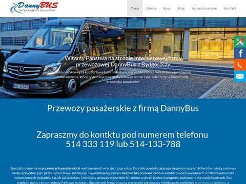 Dannybus.pl