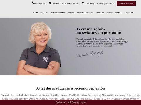 Danuta Borczyk dentysta Katowice