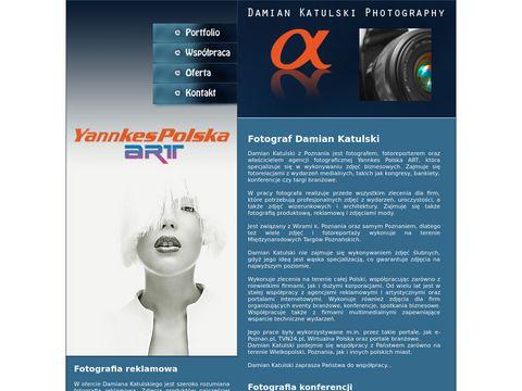 Damiankatulski.pl fotograf w Poznaniu