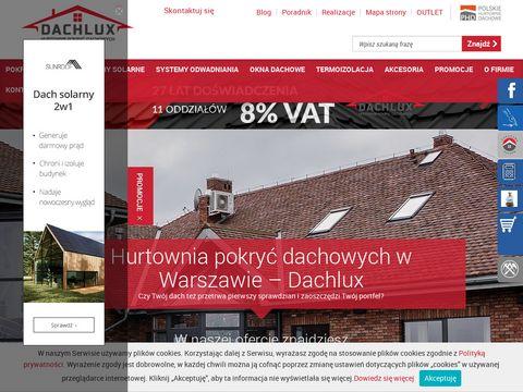 Dachlux - usługi budowlane