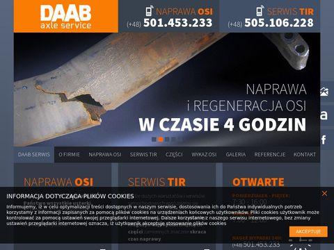 Osie bpw - daab.com.pl tylko dla Ciebie