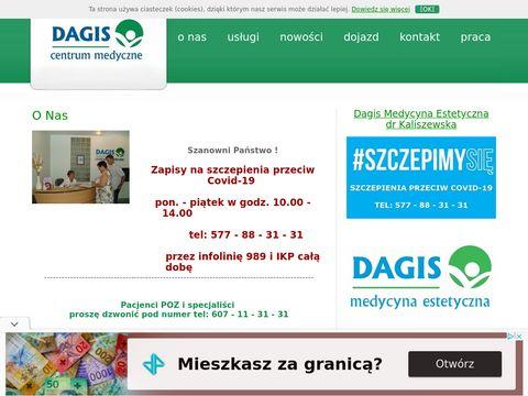 Dagis.pl onkolog Warszawa