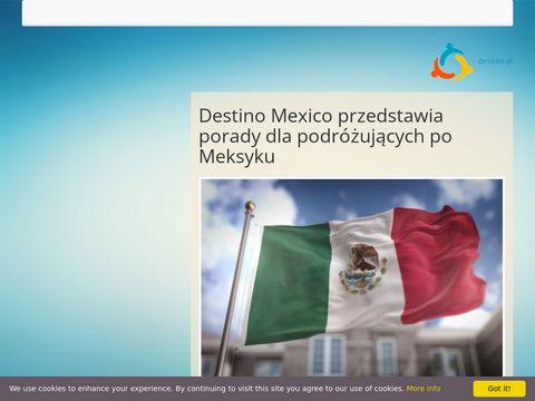 Destino Mexico egzotyczne wycieczki na Kube