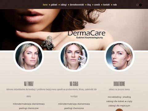 DermaCare.pl - salon kosmetyczny Wrocław