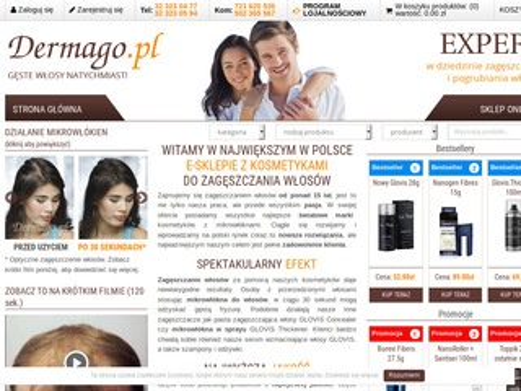 Dermago.pl mikrowłókna
