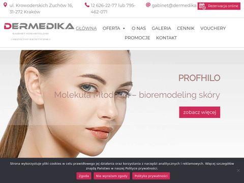 Dermedika.pl - medycyna estetyczna