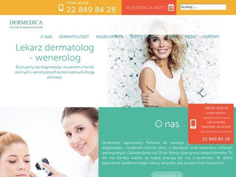 Dermedica Lekarz dermatolog Warszawa
