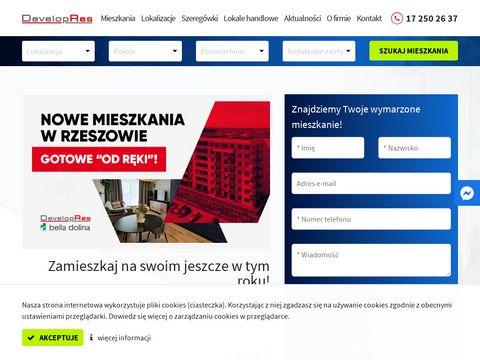 Mieszkania Rzeszów - Developres.pl