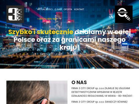 Detektywi3city.pl agencja