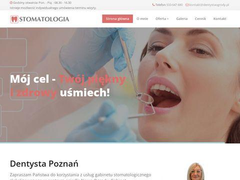 Dentystaogrody.pl Poznań