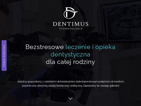 Dentimus.pl dentysta Poznań
