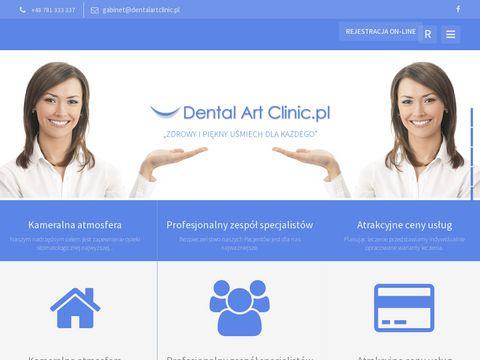 Dentalartclinic.pl - protetyka Gdańsk
