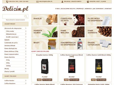 Delizia.pl herbata cejlońska