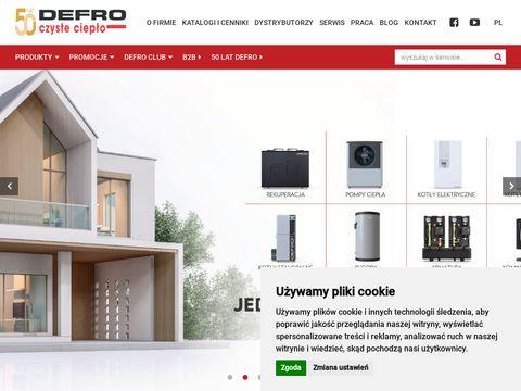 Defro.pl kotły