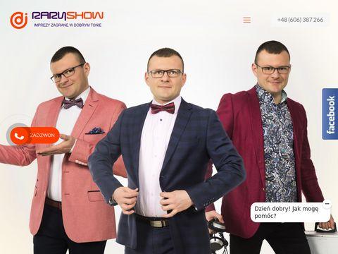 Djrary.pl DJ na każdą okoliczność