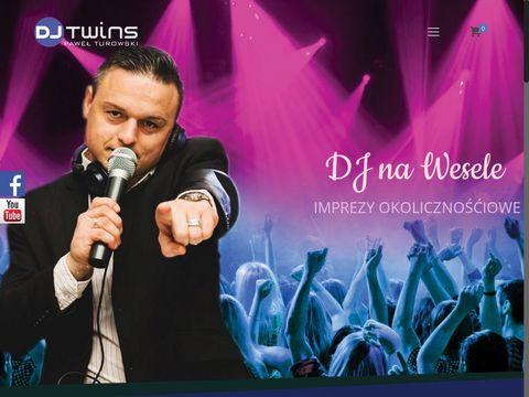 DJ wesele Białystok