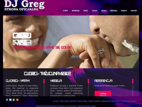 Djgreg.ig.pl DJ na wesele Śląsk