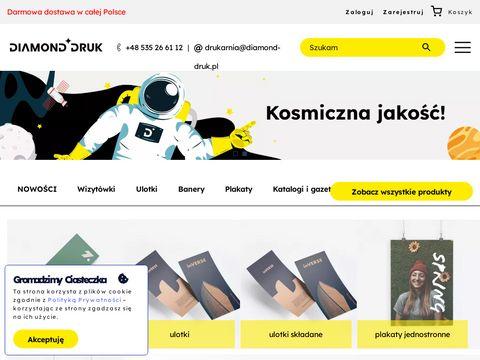 Diamond-Druk.pl - drukarnia offsetowa