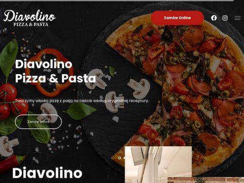 Diavolino.pl pizzeria Olsztyn