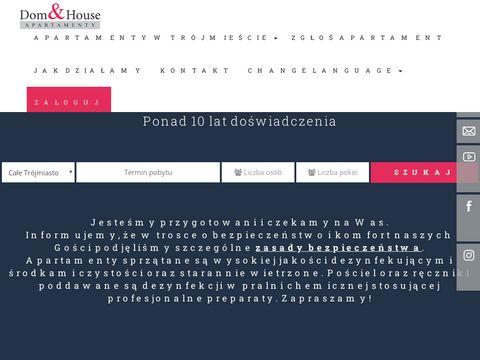 Apartamenty Gdańsk i Sopot