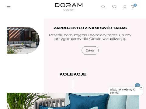 Meble ogrodowe Doram Design