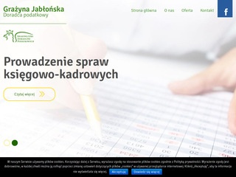 Jabłońska Grażyna usługi rachunkowe Gliwice