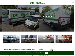 Dortrans Poznań - Intrastat - Transport
