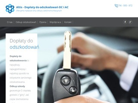 Doplaty-do-odszkodowania.pl OC AC