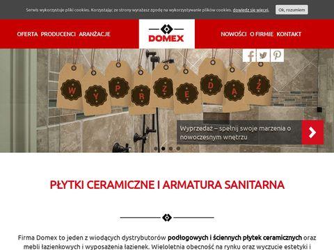 Domex płytki Szczecin