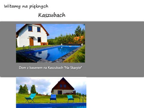 Domeknakaszubach.kaszuby.pl