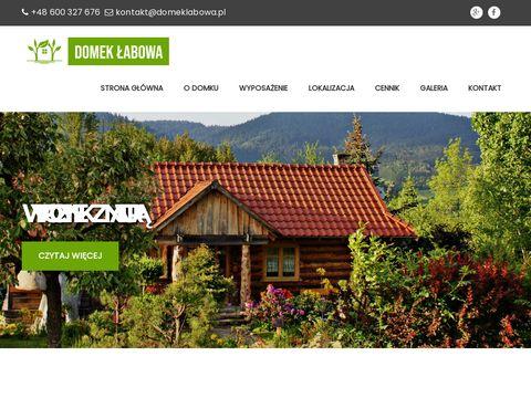 Domeklabowa.pl agroturystyka Krynica Górska