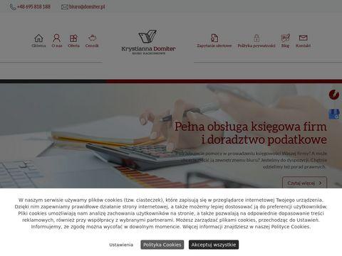 Domiter.pl biuro rachunkowe Mysłowice