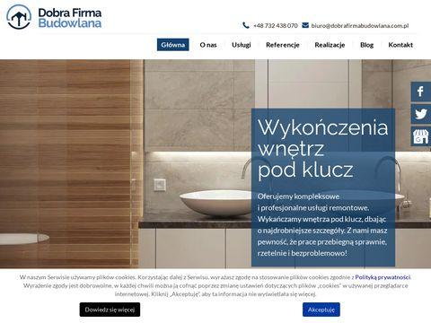 Dobrafirmabudowlana.com.pl