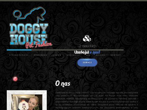 Fryzjer dla psa - DoggyHouse