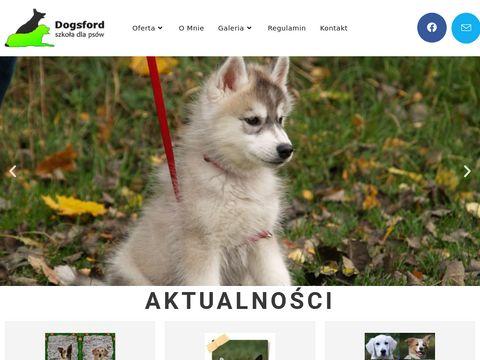 Dogsford - szkolenie psów